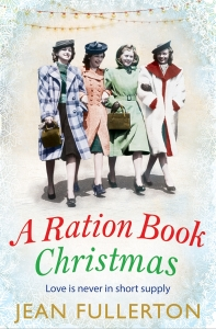A Ration Book Christmas cover 1